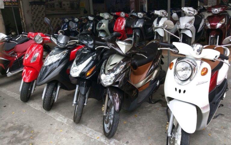 Thông tin về những địa điểm cho thuê xe máy Đà Nẵng du lịch