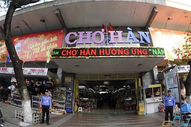 Kinh nghiệm du lịch Chợ Hàn mà bạn cần biết
