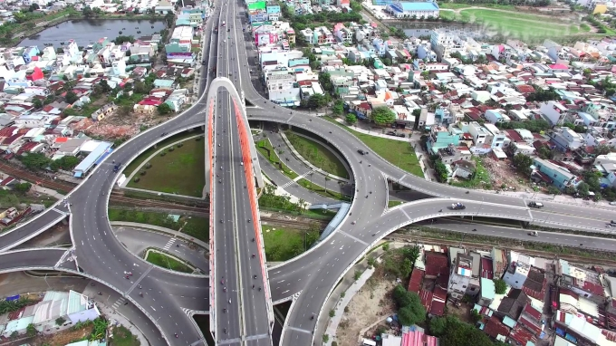Đà Nẵng: Phát triển toàn diện hạ tầng giao thông theo hướng hiện đại