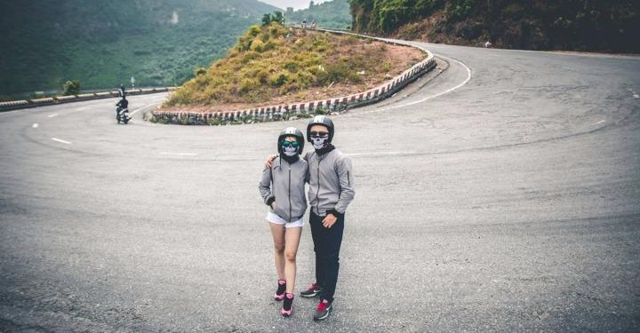 Phượt đèo hải vân bằng xe máy ngắm đệ nhất kỳ quan